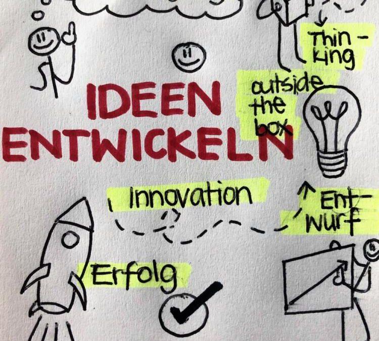 Ideen Entwickeln Zentrum für neue Arbeit