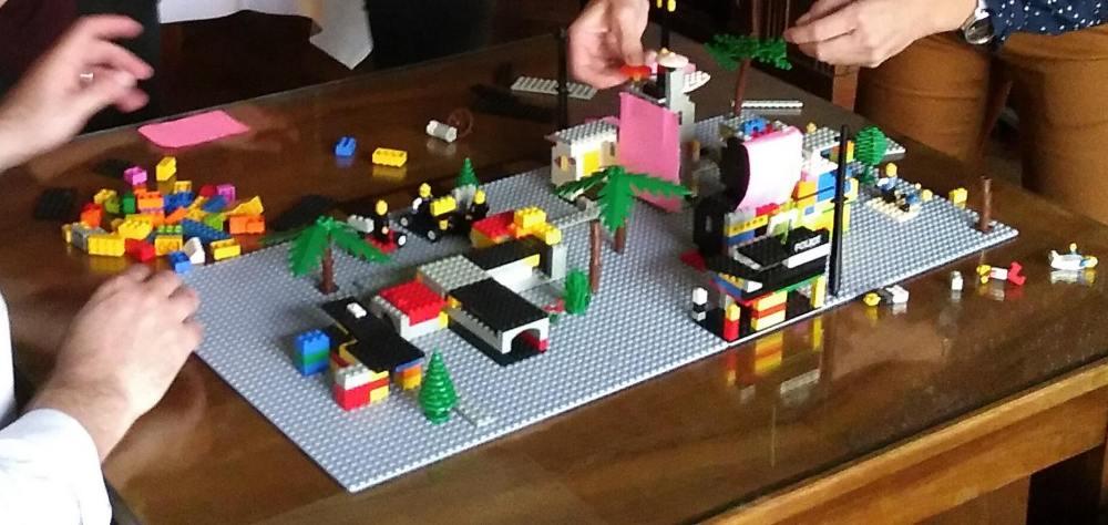 Lego New Work Academy