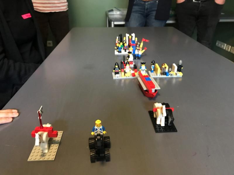 Game Thinking Lego New Work Academy