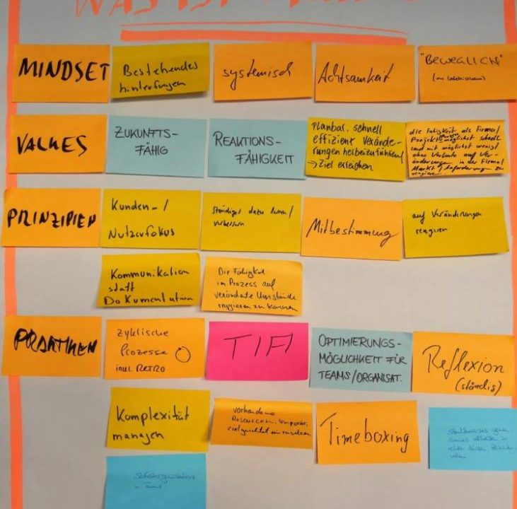 Was ist Agile Coaching