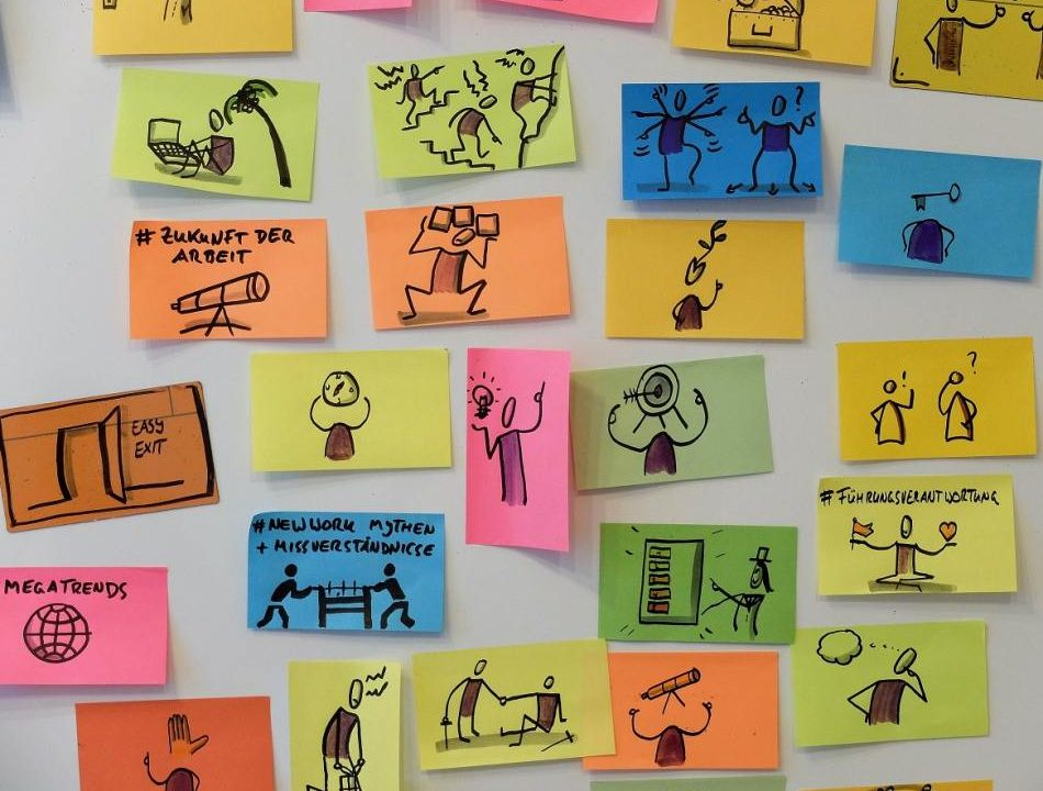 visualisierung der New Work Academy