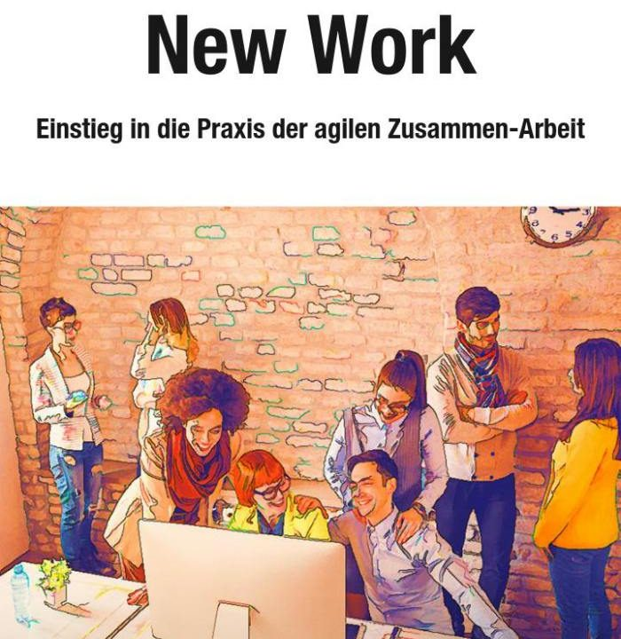 New Work Academy Buch