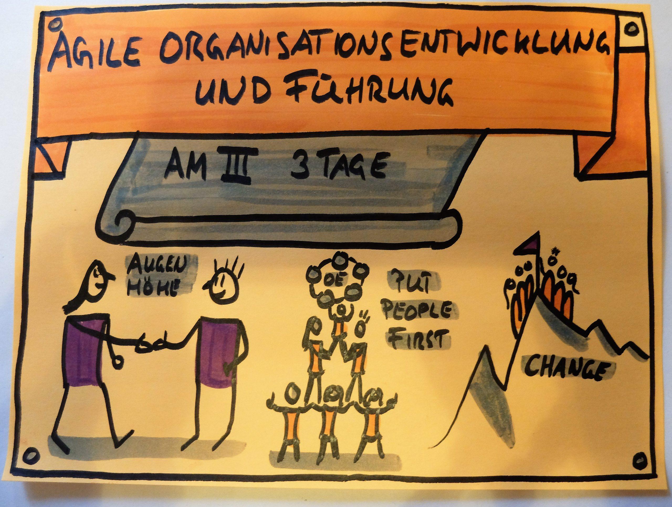 Agile Org. -Entw. und-Führung